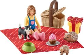 Schleich 42426 Farm World Geburtstagspicknick