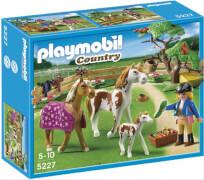 Playmobil 5227 Pferdekoppel