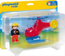 PLAYMOBIL 6789 Feuerwehrheli