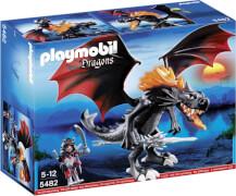 Playmobil 5482 Riesen-Kampfdrache mit Feuer-LEDs