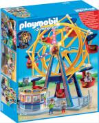 Playmobil 5552 Riesenrad mit bunter Beleuchtung