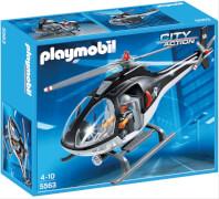 PLAYMOBIL 5563 SEK-Helikopter