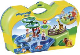 PLAYMOBIL 6792 Mein Plansch- und Zooköfferchen
