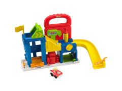 Mattel Fisher Price Wheelies Waschanlage