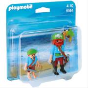 Playmobil 5164 Duo Pack Großer und kleiner Pirat