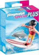 Playmobil 5372 Surferin mit Delfin