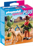 Playmobil 5373 Cowboy mit Fohlen