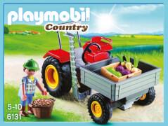 Playmobil 6131 Ladetraktor