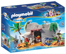 Playmobil 4797 Piraten-Höhle