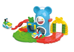 Clementoni Baby Disney Mickey Maus Garage