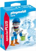 Playmobil 5374 Künstlerin mit Eisskulptur