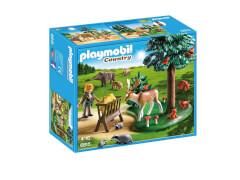 Playmobil 6815 Waldlichtung mit Tierfütterung