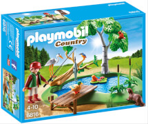 Playmobil 6816 Angelteich
