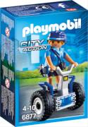 Playmobil 6877 Polizistin mit Balance-Racer, ca. 9x5x14, ab 4 Jahren