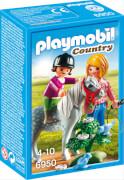Playmobil 6950 Spaziergang mit Pony
