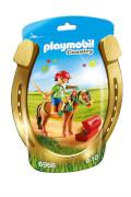 Playmobil 6968 Schmück-Pony Blümchen