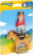 PLAYMOBIL 6973 Reiterin mit Pferd