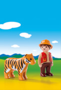 PLAYMOBIL 6976 Wildhüter mit Tiger