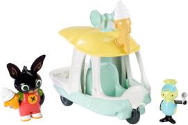 Mattel Bing Fahrzeuge