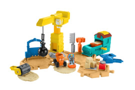 Mattel Down and Dirty Work Site  Playset