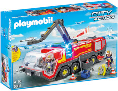 Playmobil 5337 Flughafenlöschfahrzeug mit Licht und Sound