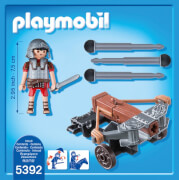 Playmobil 5392 Legionär mit Balliste