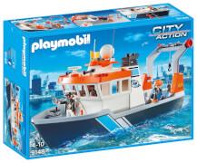 Playmobil 9148 Schlepper für Kreuzfahrtschiff