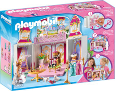 Playmobil 4898 Aufklapp-Spiel-Box Königsschloss