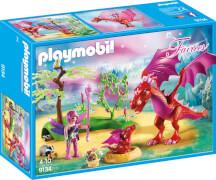 Playmobil 9134 Drachenmama mit Baby