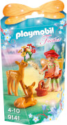 Playmobil 9141 Feenfreunde Rehlein