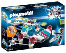 Playmobil 9002 FulguriX mit Agent Gene