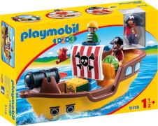 Playmobil 9118 Piratenschiff