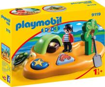 Playmobil 9119 Pirateninsel