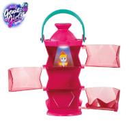 Genie Girls Lampe mit Lichteffekten, Figuren ca. 4 cm, ab 4 Jahren