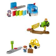 Mattel FP Little People Kleines Fahrzeug sortiert