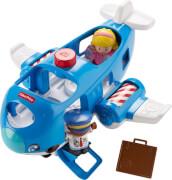 Mattel Fisher Price Little People Flugzeug mit Geräuschen