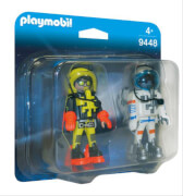 Playmobil 9448 Duo Pack Space Heroes