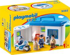 PLAYMOBIL 9382 Meine Mitnehm-Polizeistation