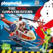 Playmobil 9385 Venkman mit Helikopter