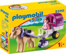 PLAYMOBIL 9390 Pferdekutsche