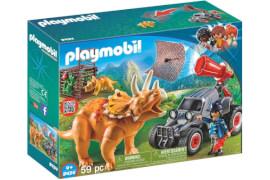 Playmobil 9434 Offraoder mit Dino-Fangnetz