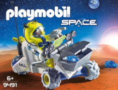 PLAYMOBIL 9491 Mars-Trike