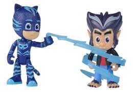 PJMASKS Figuren Set Catboy+Howler