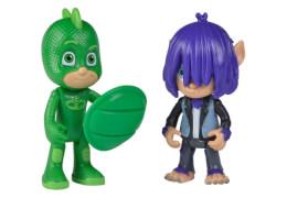 PJMASKS Figuren Set Gecko+Kevin
