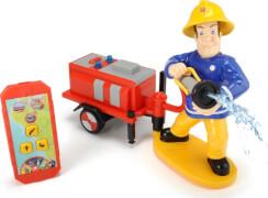 Dickie Feuerwehrmann Sam - Spielfigur ''Sam'' mit Wasserspritzfunktion inkl. Fernbedienung
