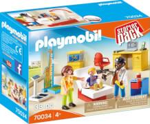 PLAYMOBIL 70034 StarterPack Beim Kinderarzt
