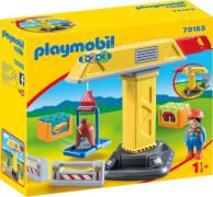 Playmobil 70165 Baukran