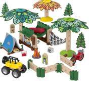Mattel GFJ10 Fisher-Price Wunder Werker Campingplatz
