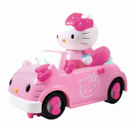 Jada Hello Kitty Convertible IRC Vehicle
