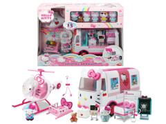 Jada Hello Kitty Rescue Set